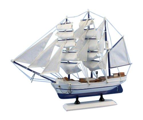 Hampton Nautical Malibu Sailing Ship, 15