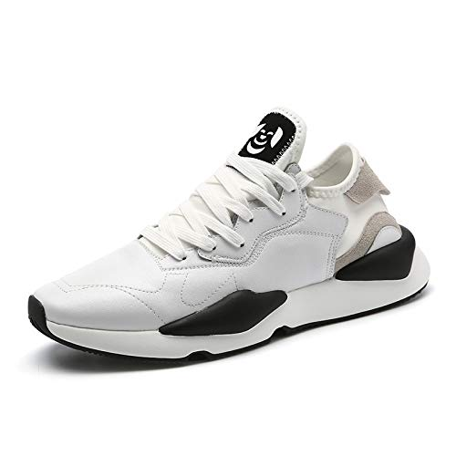 Amateurs Et Course Femmes Des Filet Danliker De Respirant Adaptées Pour 42 Jogging En Les Hommes Cuir Blanc Chaussures voyage w0EEt7Sq