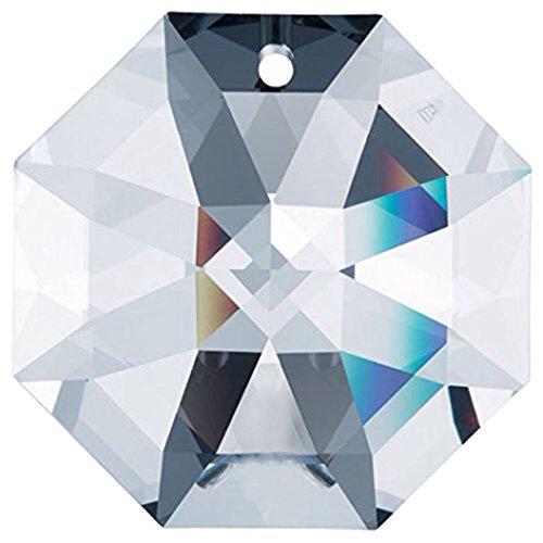 - Swarovski 8115-40mm Lily Octagon Crystal Prism Suncatcher