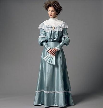 Butterick Patrones B 5970 - Patrón de blusa y falda 5c6fd84a987f8