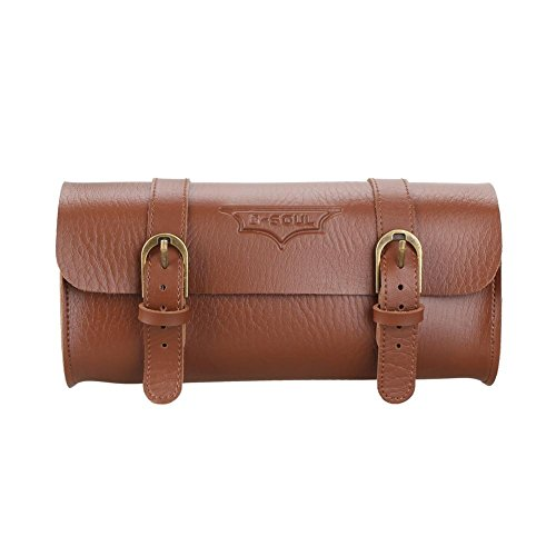 - CLOTH-BEST Bicycle Bag, Retro Pocket Bag Saddle Bag Bicycle seat Bag Mountain Riding Bag