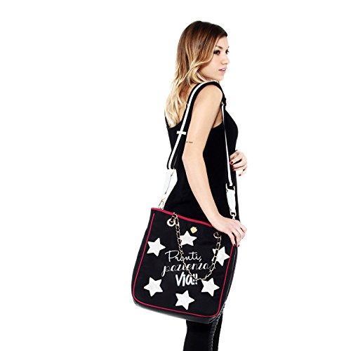 LE PANDORINE Nylon Bag Pronti, pazienza…Via!