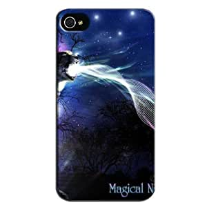 Fashion Design Protection For Iphone 4 Case Cover Black 0V1ySc9EbL