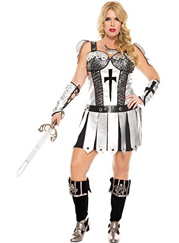 MUSIC (Sexy Knight Costumes)
