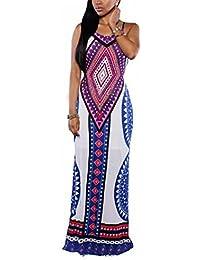 Eloise Isabel Fashion vestidos hippie indiano Robe longue femme sexy Vestidos largos de verano andar De Índio