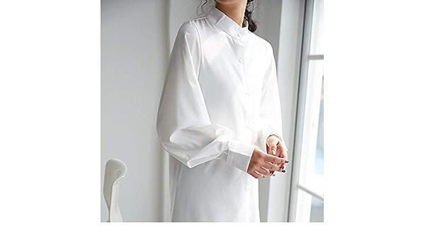 ZFLL Protector Solar Chal para Mujer Camisa Blanca Estilo ...