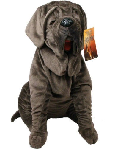 Harry Potter Hagrid's Dog Fang Plush