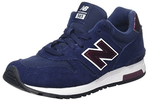 New Balance Wl565, Chaussures de Fitness Femme Bleu (Azul)