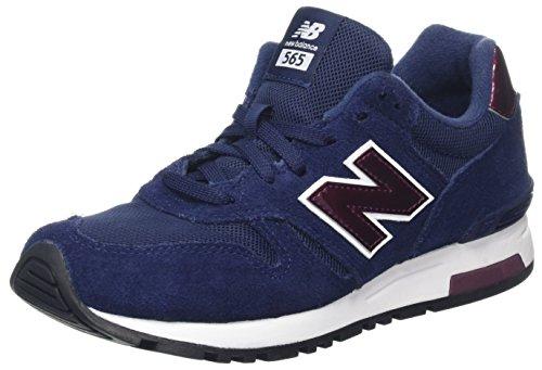 New Balance Wl565v1, Zapatillas para Mujer Azul (Navy)