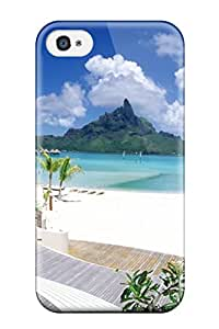 Janice K. Alvarado's Shop Hot Case Cover Protector For Iphone 4/4s Bora Bora Case 3271321K65970657