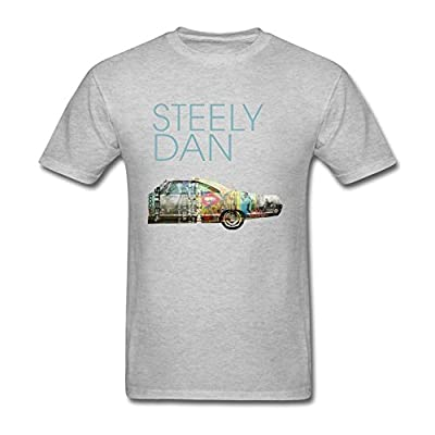 GY5K3F Men's NEW ORLEANS JAZZ FESTIVAL 2016 STEELY DAN T Shirts
