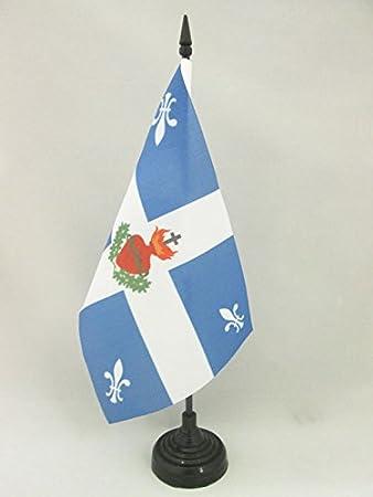 AZ FLAG Bandera de Mesa Flor DE lis Carillon Corazon Sagrado ...