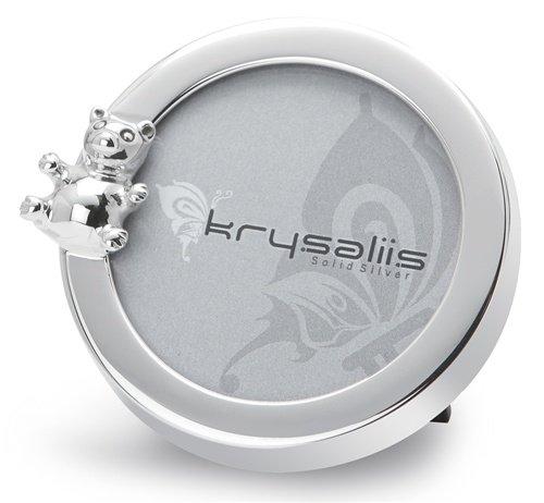 Krysaliis Sterling Silver Frame, Teddy by Krysaliis