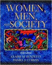 Women, Men, and Society 5th (fifth) edition Text Only PDF