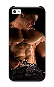 TYH - Fashionable CiBdUWM1234kTksJ ipod Touch4 Case Cover For Bodybuilder Protective Case ending phone case