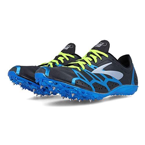 Brooks 2 Qw-k Running Spikes - 15 M US - Black