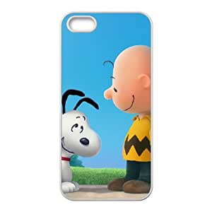 the peanuts movie iPhone 4 4s Cell Phone Case White 53Go-119814