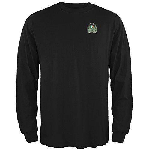 St. Patricks Day - Murphy's Irish Pub Slainte Barkeep Black Long Sleeve T-Shirt - Large