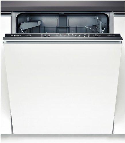 Bosch vollständig integriertes smv51e30eu 13places A + Spülmaschine–Geschirrspülmaschinen (komplett integriert, Edelstahl, Knöpfe, 1,75m, 1,65m, 1,9m)