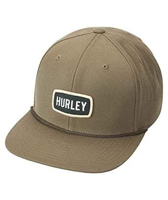 Hurley Gorra Schuster Olive Snapback: Amazon.es: Ropa y accesorios