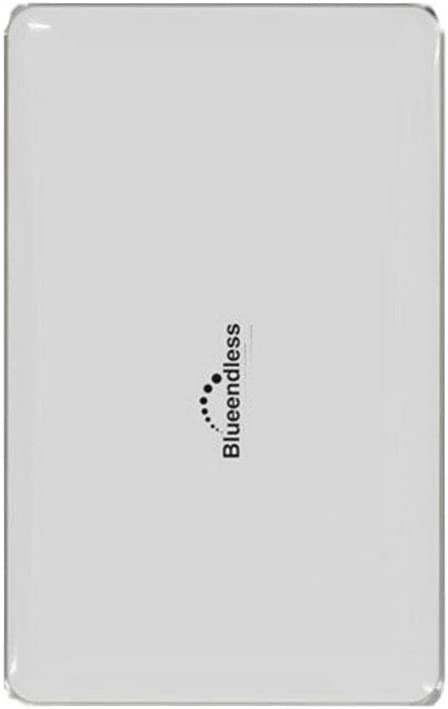 モバイルハードディスク、USB3.0モバイルハードドライブの高速転送80ギガバイト/ 120ギガバイト/ 160ギガバイト/ 250ギガバイト/ 320ギガバイト/ 500ギガバイト/ 750ギガバイト/ 1TB / 2TB大容量メモリ (Color : White, Size : 1TB)