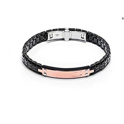 Homme AcierBijoux Homme Baraka Bracelet Bracelet Baraka Br21389 WHD2IEY9