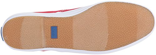 Core Champion Sneakers da Keds Ocean Canvas CVO Rosso Donna 7EFqIxZ