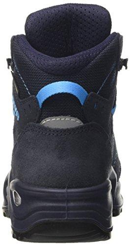 High Boots J Mid Blue Türkis III Kody Rise GTX Unisex Lowa Hiking 6969 Navy Kids' qBSHwTxH0
