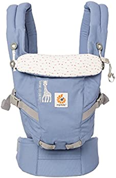 Ergobaby Ergo Adapt Baby Carrier Sophie La Girafe Festival