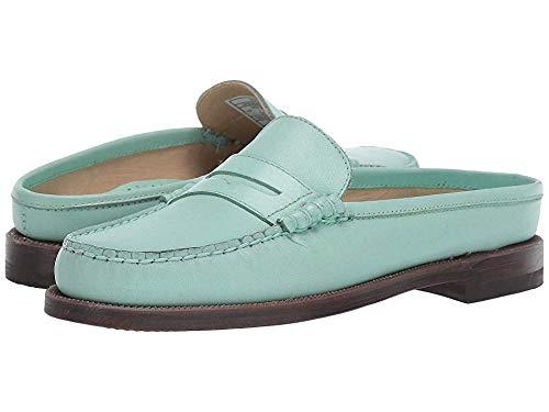 Sebago Women's Classic Dan Clog Pop Green Mint 6 W US (Shoes Sebago Classic)