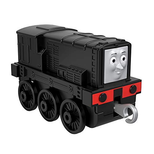 (Fisher-Price Thomas & Friends Adventures, Small Push Along Diesel)