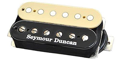 SEYMOUR DUNCAN セイモアダンカン ギター用ピックアップWhole Lotta Humbucker SH-18b Reverse Zebra   B0758BZR1S