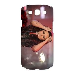 Samsung Galaxy S3 I9300 Phone Case White Demi Lovato WQ5RT7545408