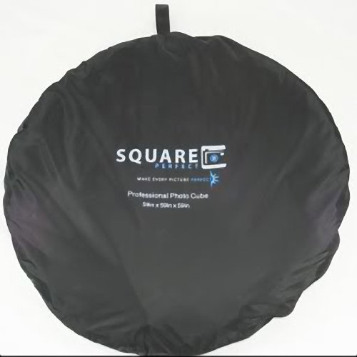 1045 Square Perfect 60 Inch Light Tent Photo Cube Softbox with 4 Colored Backgrounds For Product Photography by SQUARE PERFECT (Image #5)