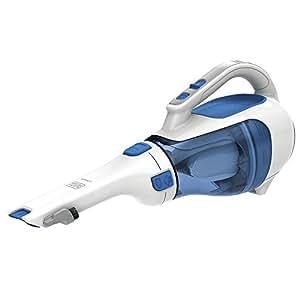 BLACK+DECKER HHVI320JR02 Dustbuster Cordless Lithium Hand Vacuum, Magic Blue