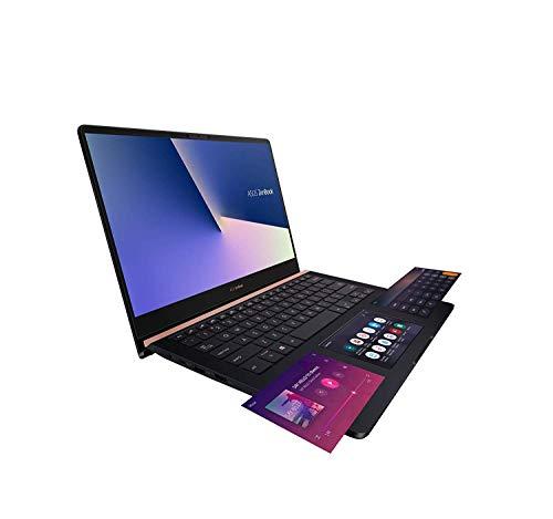 "ASUS ZenBook Pro 14 UX480FD-BE010T - Portátil de 14"" FHD (Intel Core i7-8565U, 16 GB RAM, 512 GB SSD, NVIDIA GeForce GTX1050 4 GB, Windows 10) Metal Azul Profundo - Teclado QWERTY Español 7"