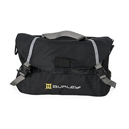 Burley Design Upper Transit Bag, Black by Burley Design