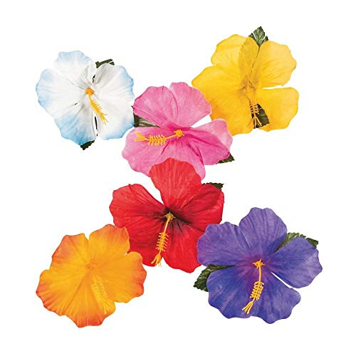 (Hibiscus Flowers for Tabletop Decoration (24))