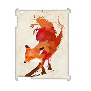 Personalized New Print Case for Ipad 2,3,4 3D, Vulpes vulpes Phone Case - HL-R676599