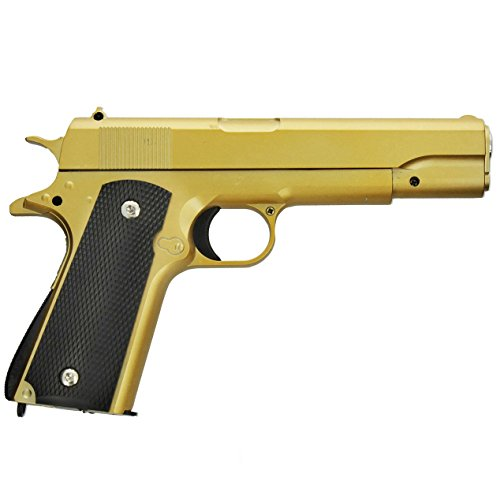 B.W. GYD 13G Vollmetall Pistole Softair 0,5 Joule