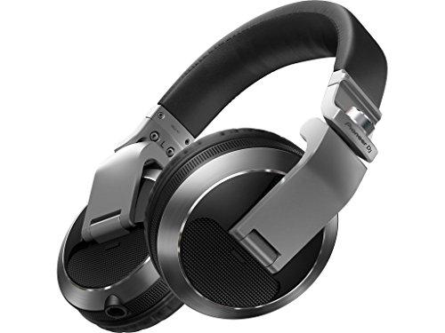 Pioneer DJ HDJ-X7-S Professional DJ Headphone, SILVER by Pioneer DJ