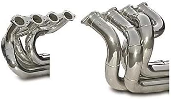 Dynatech Big Block Fits Chevy Strut Dragster Headers, 2.25-2.375""