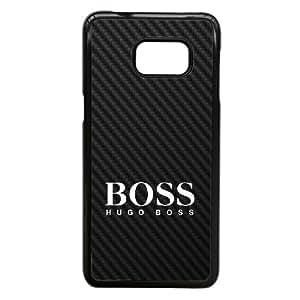 Hugo Boss Brand Logo For Cell Phone Case Samsung Galaxy S6 Edge Plus Black Case Cover W13W7061405