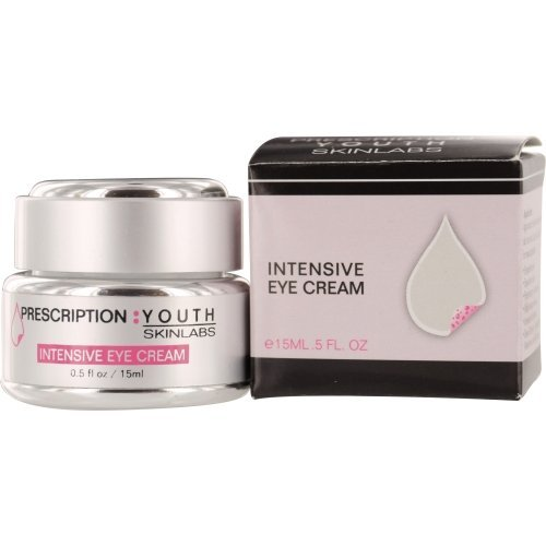 Prescription Youth by Intensive Eye Cream--14g/.5oz for WOMEN ---(Package Of 3)