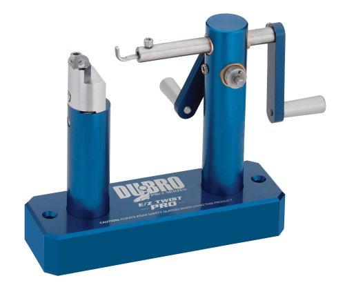 DU-BRO Fishing E/Z Twist Pro Barrel Wrap, 5-15 Gauge - Haywire Twist Tool