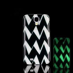 WQQ Samsung S4 Mini I9190 compatible Graphic/Glow in the Dark Plastic Back Cover