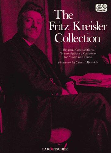 - The Fritz Kreisler Collection, Vol. 1
