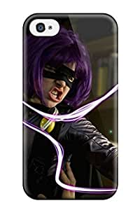 Hot Style ZyjdUNx3848HlkTO Protective Case Cover For Iphone4/4s(kickass)