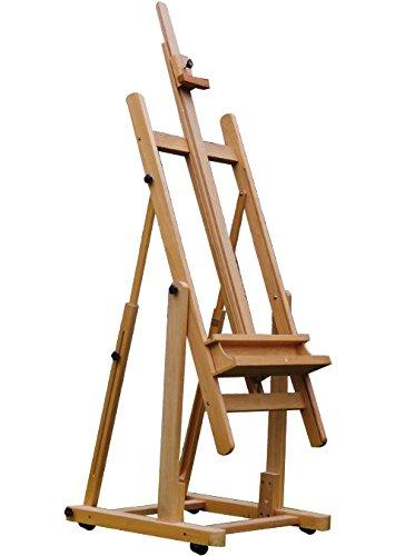 Amazon.com: Extra Large Deluxe H-Frame Adjustable Wood Studio ...