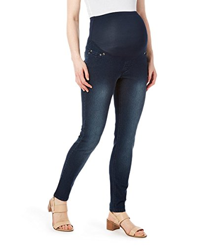 RUMOR HAS IT Maternity Over The Belly Super Soft Stretch Skinny Jeans (Small, Medium)